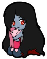 Marceline's Dolly by Queen-Of-Cute