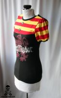 Harry Potter Gryffindor Shirt2 by smarmy-clothes