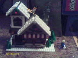 Lego Christmas: Toy Shop by Tough-and-Heartless