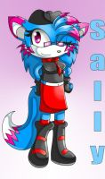 Gift- Sally by kiki-the-cat
