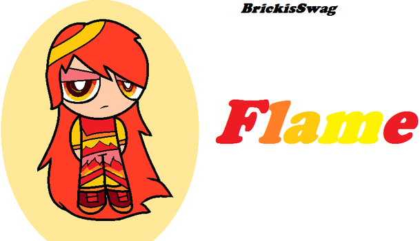 Flame-PPG-BrickisSwag by BrickisSwag