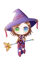 Cutest Mage on Earth | FFX-2 | Yuna by nilachu