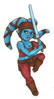 Little Aayla by BrowncoatFiction