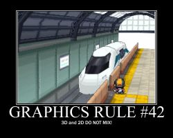 Graphics Rule Number 42 by ryuutakeshi