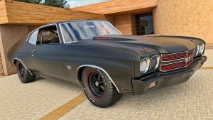 1970 Chevrolet Chevelle by SamCurry