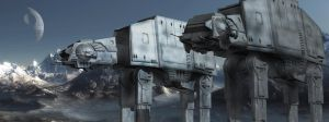 At-Ats on Parade by cracker23