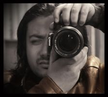 My Reflection by kingshrestha