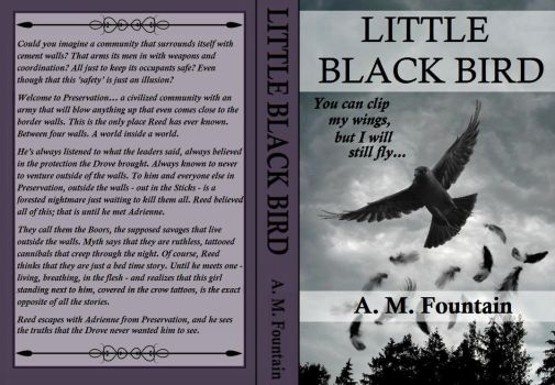 Little Black Bird Cover by LuluLullaby2012