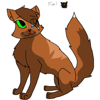 Cat for Shadowpaw by BadKittyTigerstar