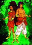 DragonBall Z X-4 Tragic Duo!!! by J-BIRDSPRINGS