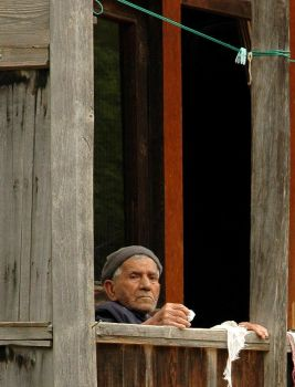 old man by shahin-k