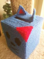 Pook Kleenex Cover - Face and Ear Panels by AprilMoonshine
