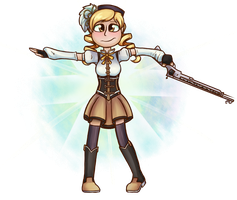 Mami Tomoe by Kas-the-Cat