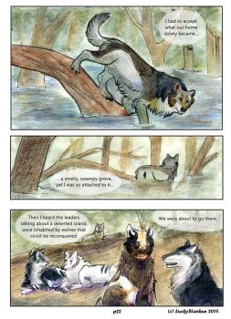 Water Wolves_Chapter1 P22 by LuckyStarhun