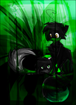 .:Green.is.in.the.Air:. by Graywolf923