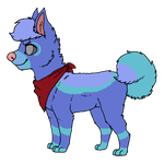 Grab Bag Adopt - 'Believe' - therainbowtomboy by Feralx1