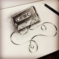 Casette by Moviemetal3