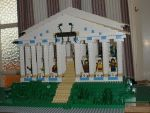 Lego Temple to the Gods (Greek of course) by Anthony-Callaghan