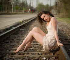 keira on track by Tommy8250