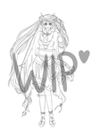 Deer Adoptable WIP by BeesHoneypot