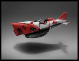 Ambulance Glider Concept by ReneAigner