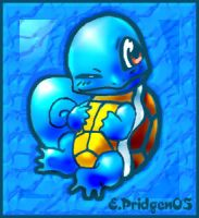 .:Pokemon -- Squirtle:. by DarkSerena