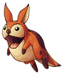 Fakemon: Bagaroo by Dreamprotected