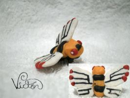 291 Ninjask by VictorCustomizer