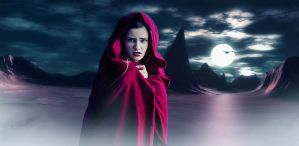 Little Red Riding Hood by love1008
