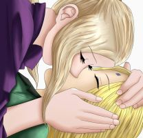 Ino x Tsunade .:Request:. by freaky135