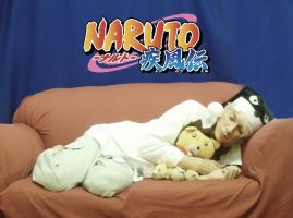 Naruto sleeping kawaii by Roddy-Shinigami