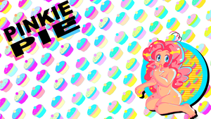 Pinkie Wallpaper by Puds