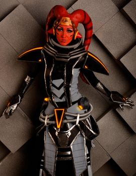 Star Wars: The Old Republic - Sith Inquisitor 2 by Feyische