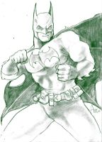 Batman by antmanx68