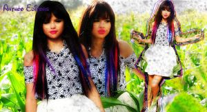 Blend  Hit The Lights SG by AntoSelenatica1