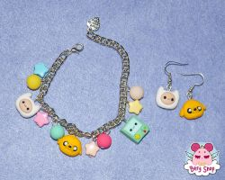 Adventure Time Parure by dragonfly-world