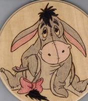 Eeyore colored by TheTurnerPack