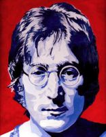Lennon by mightybuck