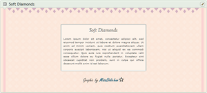 dA custom box skin - Soft Diamonds by MissDidichan
