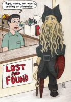 Lost and Found by katiescarlet