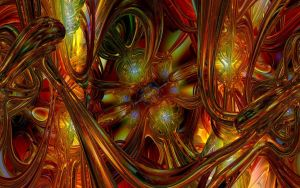Galactic Synapsis by TexManson