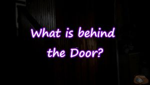 What is behind the Door? by KarenNuilCoco