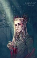 Elvenking by CrystalCurtis