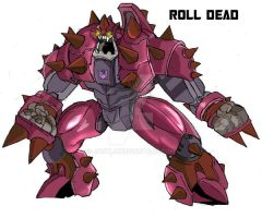 Transformers RollDead by JazylH