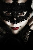 Midnight masquerade by Cambion-Art