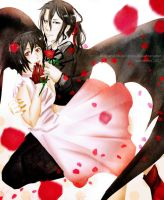 Blood+: Valentines 2012 by lead-and-imagination