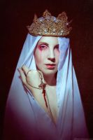 Blood on Lace, Isabella of Castile by Ashitaro