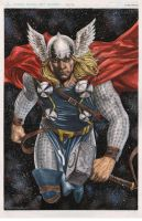 Thor by mikitot