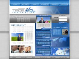 tadawol web design by pampilo