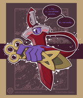 Redstar the Modest Shiny Honedge by DoNotDelete